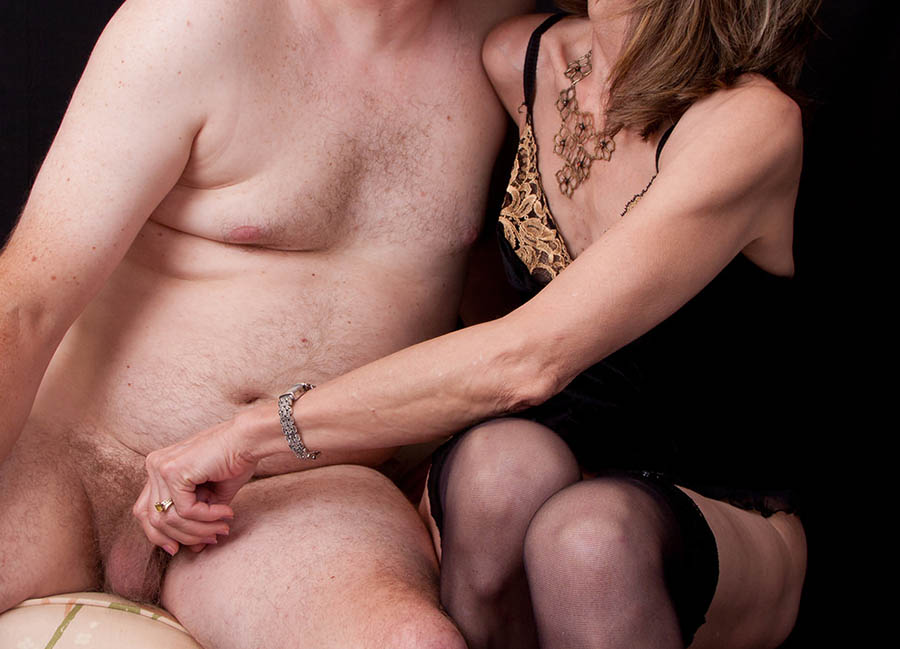 Ungdomligt par söker par